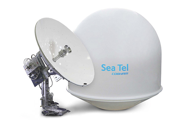 Sea Tel ST60 Satellite TV